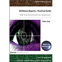 Financial Accounting Drilldown Reports Practical Example: SAP Practical Guide for beginner (HAN's SAP Manual Book) (English Edition)