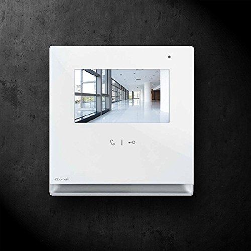 Briefkasten Videosprechanlage Edelstahl B3V Icona (Beschriftung direkt) - 4