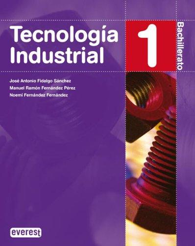 Tecnología industrial 1º bachillerato (bachillerato everest)