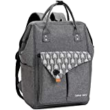 Lekesky Laptop Rucksack 15.6 Inch Computer Backpack School Bag for Travel/Business/College/Women/Men- Grey