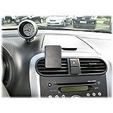 Brodit ProClip Support de fixation pour Opel Agila 08-09 Centre de montage Noir