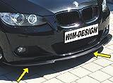 CARBON Schwert für Stoßstange M-Paket mit TÜV MADE in GERMANY