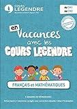 Français et mathématiques du CM1 au CM2 Cahier de vacances du CM1 au CM2...
