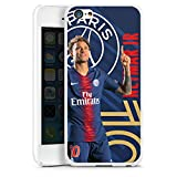 DeinDesign Coque Compatible avec Apple iPhone 5c Étui Housse Paris Saint-Germain Produit sous Licence Officielle PSG Neymar Jr