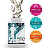 Premium Aminosäuren-Komplex mit 6 Mineralien & Vitamin D3 & K2 + B12 - Elektrolyte für Läufer - 60 Kapseln Jump & Run für mehr Leistung & Regeneration