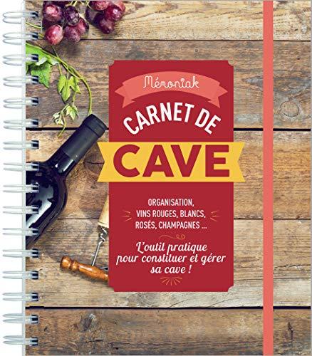 Carnet de cave Mémoniak par Collectif