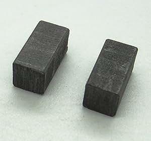 Balais en Carbone 4 Black & Decker 832998-04 832998-05 832998-06 832998-08 BD7
