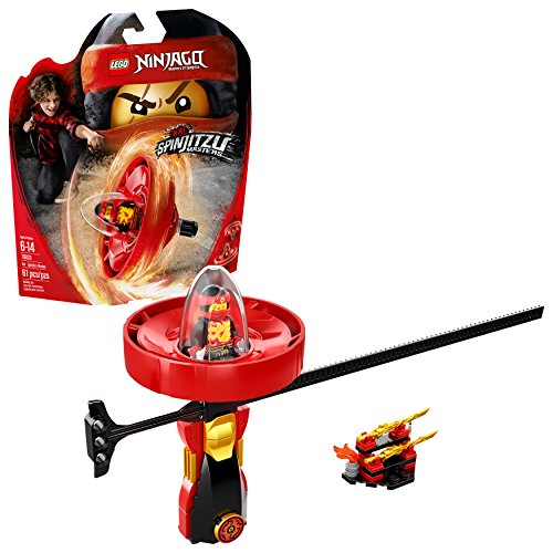 LEGO Ninjago Kai - Spinjitzu Master 70633 (61 Piece)