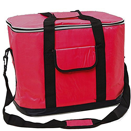 XXL Kühltasche 30 Liter Rot Kühlbox Thermotasche Isol…   04042366686890