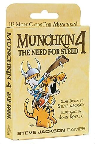 Munchkin Extension - Asmodée - UBIMU04 - Munchkin 4 -