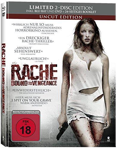 Rache - Bound to Vengeance (Uncut) [Limited 2-Disc Mediabook inkl. Blu-ray und DVD]