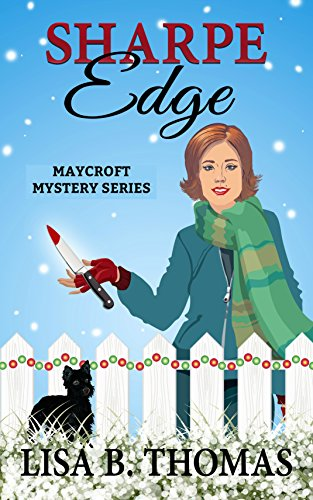 Sharpe Edge: Maycroft Mystery Series (English Edition)