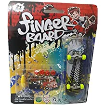 "Skateboard Finger Mini Skate para Ditto Compressed Wheels and Wrench Destornillador Juguetes para niños Ideas de regalos"","