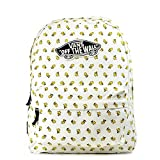 Vans PEANUTS REALM BACKPACK Mochila tipo casual, 42 cm, 22 liters, Varios colores (Woodstock)