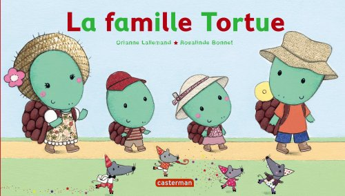 Vignette du document La  famille Tortue