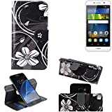 K-S-Trade Huawei Y6Pro LTE 360° Wallet Case Flip cover