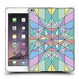 Head Case Designs Offizielle PLdesign Pastel Farbig Geometrisch Soft Gel Hülle für iPad Air 2 (2014)