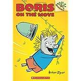 Boris on the Move: A Branches Book (Boris #1): A Branches Book