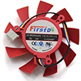 New for FirstD FD7015H12S DC12V 0.43AMP 4-Pin Graphics Card Fan