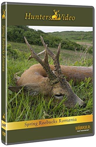 Frühjahrsböcke in Rumänien (Spring Roebucks Romania) Hunters Video Nr. 105