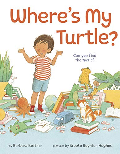 Where's My Turtle? (English Edition)