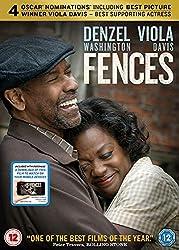 Fences [DVD] [2017]