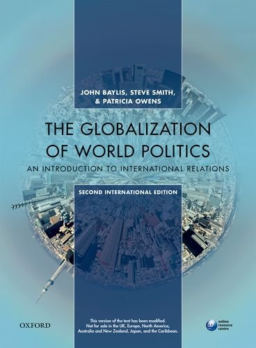 The Globalization of World Politics 2nd