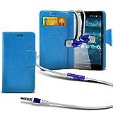 (Baby Blue + Kopfhörer) Microsoft Lumia 940 XL