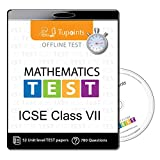 ICSE class 7 Math Offline Test