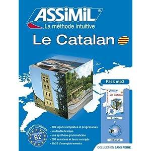 Pack MP3 Catalan (Livre + CD MP3)