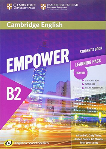 Download Cambridge English Empower for Spanish Speakers B2