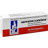 NAPROXEN SCHWOERER 20St Filmtabletten PZN:4377144 preisvergleich bei billige-tabletten.eu