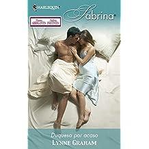 Duquesa por acaso (Sabrina Livro 1197) (Portuguese Edition)