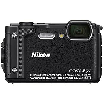 Nikon Coolpix AW110 - Cámara compacta de 16 MP (Pantalla táctil de ...
