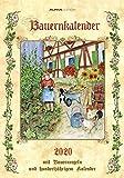 Bauernkalender 2020 - Bildkalender (24 x 34) - inkl. Bauernregeln - mit 100-jährigem Kalender - Wandkalender