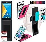 reboon Hülle für Elephone P7000 Tasche Cover Case Bumper | Pink | Testsieger