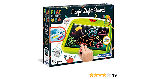 Magic Planche à dessin Multi-Purpose dessin modèle dirigeant Creative quatre couleurs