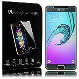 nalia Pellicola Protettiva Vetro Temprato Glass Screen Protector per Smartphone Samsung Galaxy A5 (2016) - Transparente