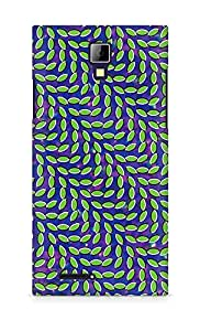 Amez designer printed 3d premium high quality back case cover for Micromax Canvas Express A99 (illustration 2)