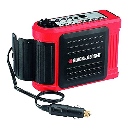Black + Decker 0190101 Bdv040 Power Starter per Auto