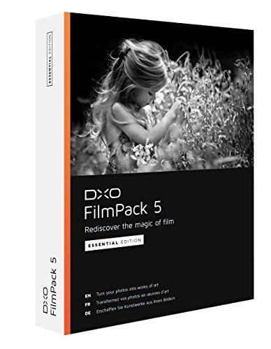DxO FilmPack 5 Edition Essential - Bildbearbeitungssoftware