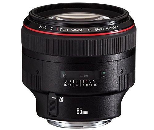 Canon EF 85mm 1:1,2 L II USM Objektiv