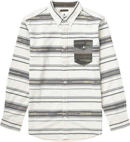 Burton mns glade chemise pour homme à manches longues pour homme Multicolore - Sw Stripe