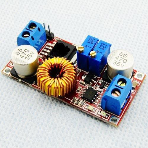 Ecloud Shop 5A constant pilote LED batterie lithium-ion alimentation du module de courant