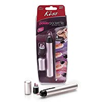 Kiss Pocket Power File Portable Nail Care - Purple