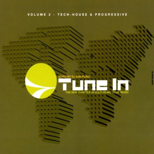 Preisvergleich Produktbild Tune in Vol.2 / Tech-House & Progressive