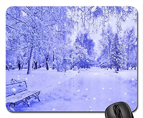 Inverno Panca Mouse Pad, Mousepad (Winter Mouse
