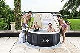 Lay-Z-Spa Canopy Hot Tub, Beige, 12 x 61 x 8 cm