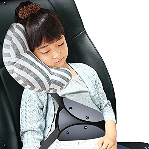 Fireman's Car Seat Travel Pillow Neck Support...