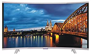 Akai CTV3225T TV LED Curvo HD  Digitale Terrestre DVB-T2 Smart TV WI-FI, 32 pollici